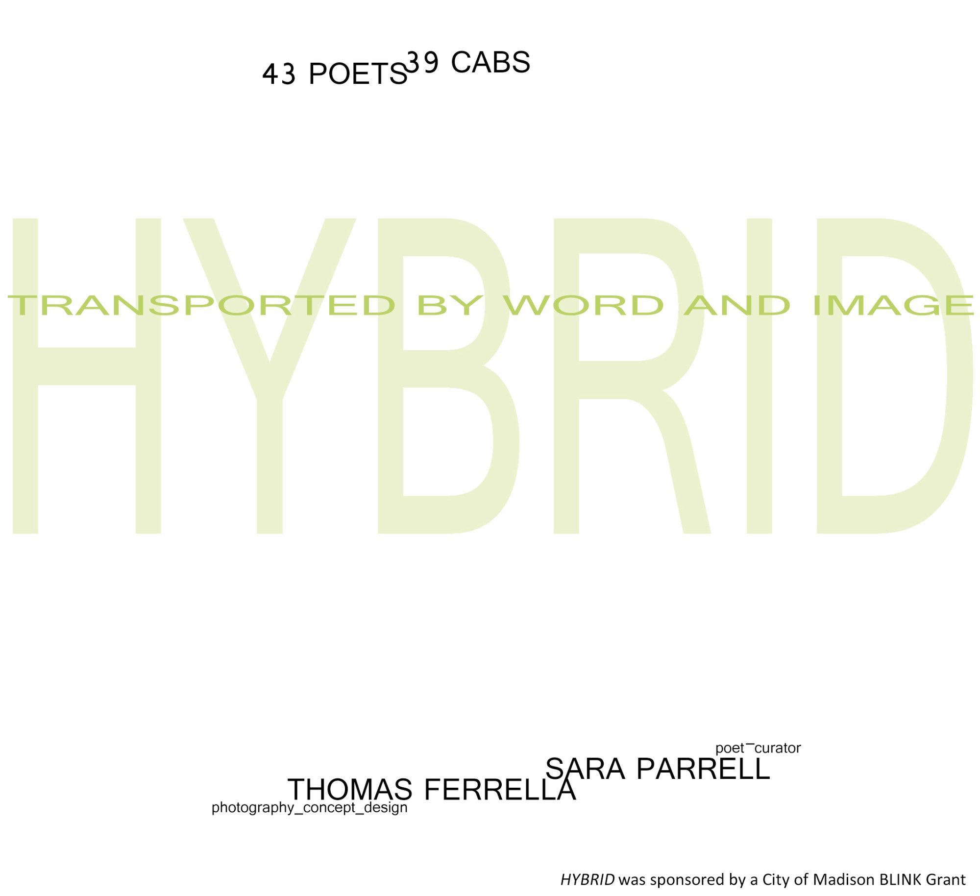 hybrid - THOMAS FERRELLA